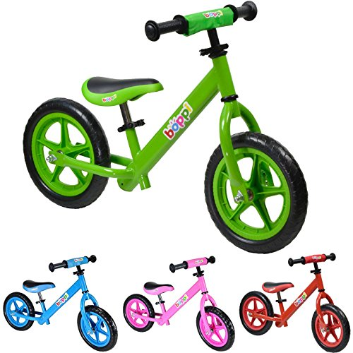 Boppi® Bicicleta sin Pedales Metal niños 2-5 Anos