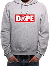 Mister Merchandise Hoodie para Hombre DOPE big - Sudadera con Capucha S-XXL - Muchos