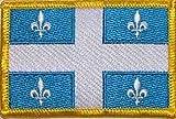 U24 Aufnäher Quebec Aufbügler Patch