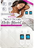 Sweet Dreams Prestige King Size Electric Blanket Dual Control