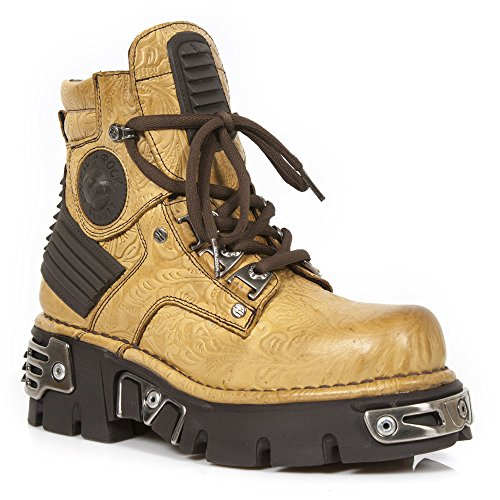 New Rock M.924-S2 Yellow