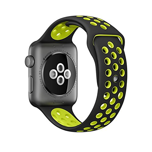 51LLw6R5LtL - [MediaMarkt] Apple Watch Series 2 Nike+ 38mm für nur 279€