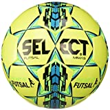 Pallone Futsal calcio a 5 calcetto Select MIMAS FLUO mis.4 rimbalzo ridotto ...