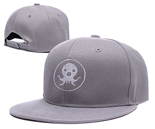 sianda-the-octonauts-cartoon-broderie-casquette-snapback-hat-pac-taille-unique-grey-hat