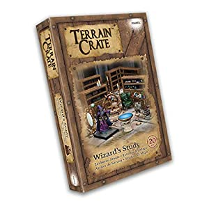 Mantic Games MGTC105 TerrainCrate: Wizard