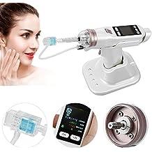 Hydro Vacuum Needles Airbrush Gun Agua jeringa inyector Dispositivo de belleza facial con pantalla OLED para