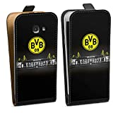 DeinDesign Samsung Galaxy A3 2017 Tasche Hülle Flip Case Borussia Dortmund BVB Stadion