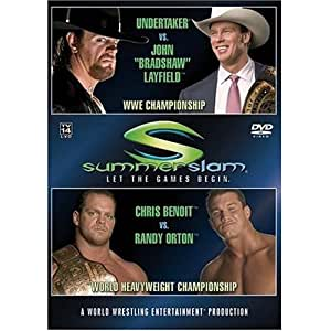 WWE - Summerslam 2004 [DVD]