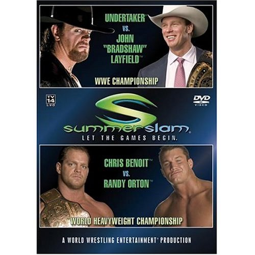 Summerslam 2004 Dvd [DVD]