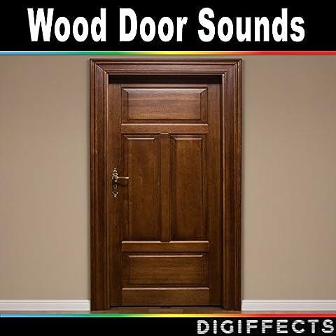 Creaky Storage Shed Door