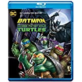 Batman Vs Teenage Mutant Ninja Turtles (2 Blu-Ray) [Edizione: Stati Uniti]