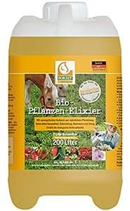 HORSIT - Bodenverbesserer Kombi aus Mikroorganismen und Bio Kulturen - Bio-Pflanzen Elixier aus Pferdedung 2 Liter Konzentrat