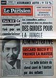 Telecharger Livres PARISIEN LIBERE LE No 11261 du 04 12 1980 ASSURANCE AUTO 13 AVANT INVENTAIRE SECTOVISION DEBARRASSE SES EN ENTREPOTS PARIS XIXE CE COMMERCANT TUE PAR UN CAMBRIOLEUR LES CONSEILLERS PUBLICS VOUS AIDERONT DANS VOS DEMARCHES DES GUIDES POUR LA JUNGLE ADMINISTRATIVE GISCARD OBJECTIF NA1 FREINER LA HAUSSE LA BELLE HISTOIRE DU CHEVAL SAUVE DE L ABATTOIR PAR DES ENFANTS (PDF,EPUB,MOBI) gratuits en Francaise