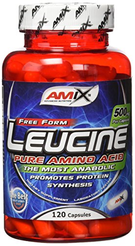 Amix Leucine Aminoácido - 10 gr_8594159536791