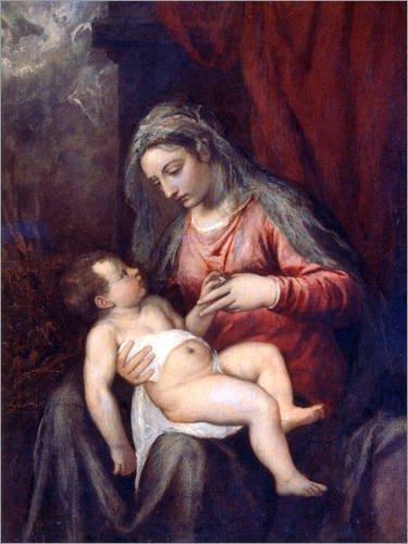 Cuadros de Tiziano