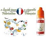Vapoti TB- BLONDE- eliquide francais Saveur Tabac Blond léger saveur neutre type FR4 -Puissance 0/18 - -Sans tabac ni nicotine-Vente interdite aux personnes âgées de moins de 18 ans - déconseillé aux femmes enceintes