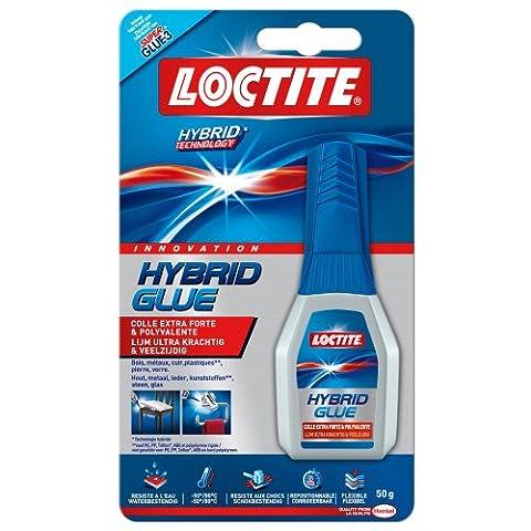 Colle Loctite - Loctite Hybrid Glue bouteille 50