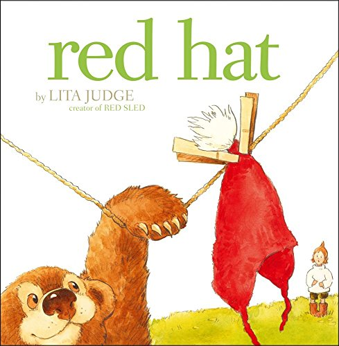 Red Hat by Lita Judge (5-Mar-2013) Hardcover