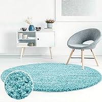 Suchergebnis auf Amazon.de für: runde teppiche - Türkis ...