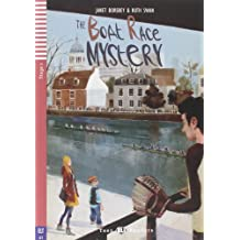 Teen Eli Readers - English: The Boat Race Mystery + CD