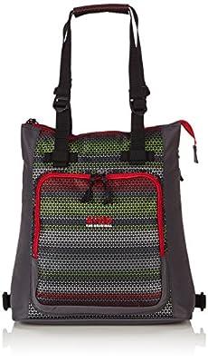 4YOU Sporttasche Igrec Backpack/shopper 2in1 Mehrfarbig