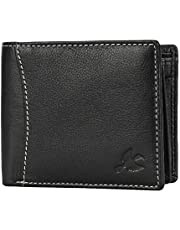 Hornbull Men's Olive Green Themes Geuine Leather RFID Wallet Valentine Gift for Men