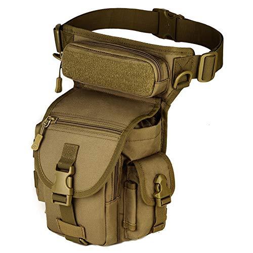 LUGLQA Wandern Outdoor Sport Wandern Camping Taktische Beintasche Angeltaschen Militär Enthusiasten Ausrüstung Taschen Leggings Tasche langlebig -