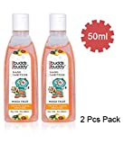 #5: Buddsbuddy Hand Sanitizer, Mixed Fruit (50ml, Pack of 2)