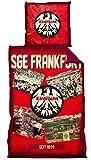 Eintracht Frankfurt Bettwäsche Retro