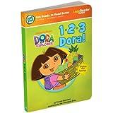 LeapFrog LeapReader/Tag Junior Book: Dora the Explorer 1, 2, 3 Dora!