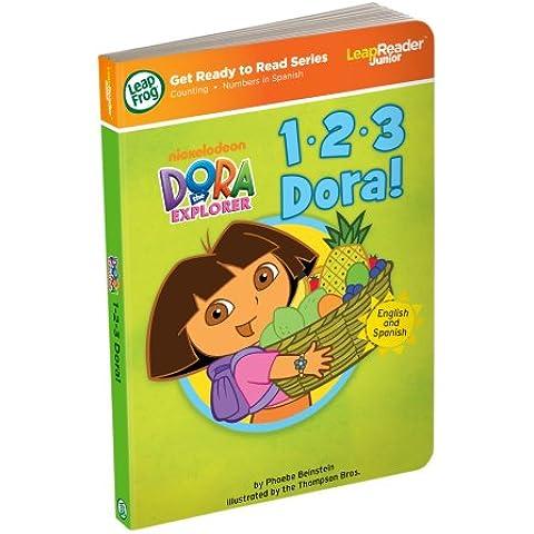 Dora - Libro de actividades infantiles Dora La Exploradora [Importado de Inglaterra]
