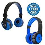 #10: Captcha LG Nexus 5 Compatible Certified Wireless Bluetooth MS-771 Multi-function Headphone with Built-in TF card slot With S99 Mega Bass Series Bluetooth Headphone With Microphone(1 Year Warranty)