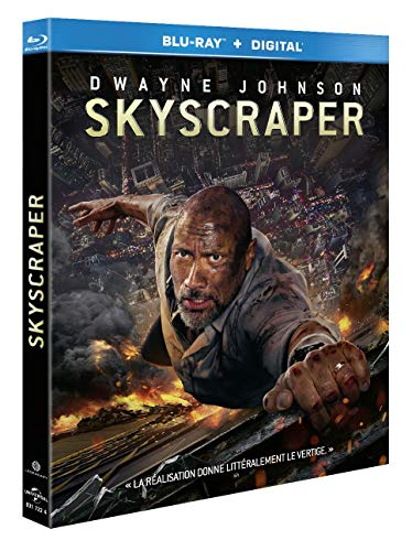 Skyscraper [Blu-ray + Digital]