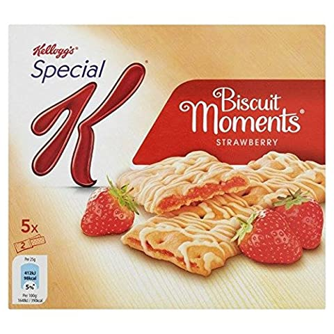 Kellogg's Special K Biscuit Moments Strawberry 5 x