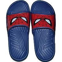 Spiderman Kids Beach Slippers Mules