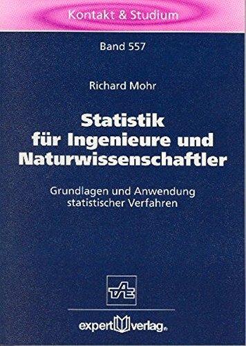 Statistik für Ingenieure und Naturwissenschaftler.