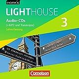 English G LIGHTHOUSE 3: 7. Schuljahr. CDs. Allgemeine Ausgabe. Vollfassung: Audio-Dateien auch als MP3