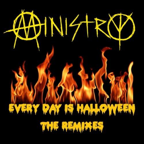 Every Day Is Halloween (Retro Electro Remix)