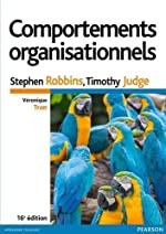 Comportements organisationnels 16e édition de Stephen Robbins