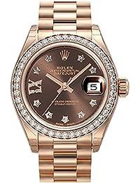 Rolex Rose Gold Herren