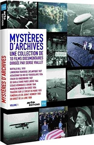 Documentaire Mysteres - Mysteres d'archives, vol.