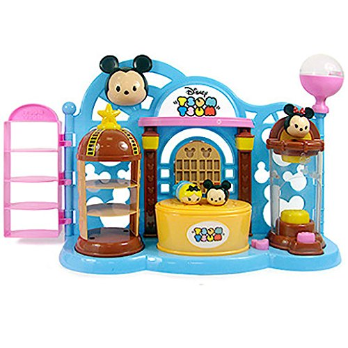 TSUM TSUM DISNEY PLAYSET (MULTI-COLOR)