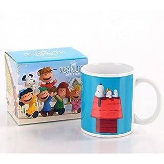 Snoopy Tasse Becher Die Peanuts Der Film