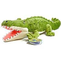Carioca the Crocodile | 13 Inch Alligator Stuffed Animal Plush | By Tiger Tale Toys by VIAHART
