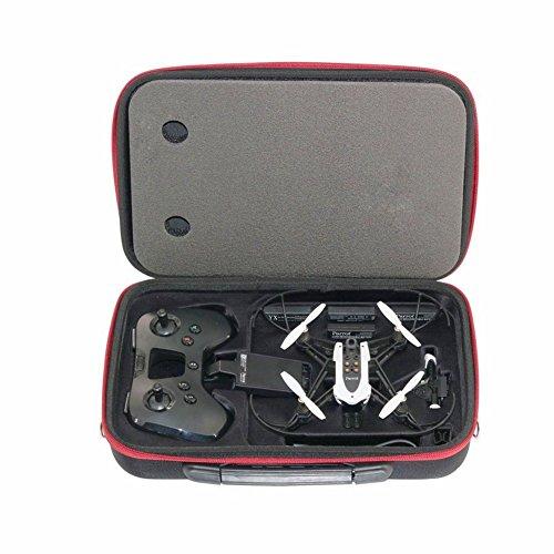 Hensych Aufbewahrungsbox Schultertasche Tragetasche für Parrot Minidrone Mambo Flypad Fernbedienung