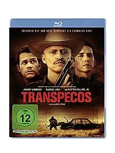 Transpecos - Zwischen Gut und Böse herrscht ein schmaler Grat [Blu-ray]