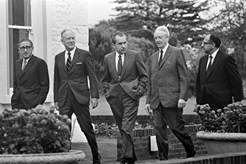 President Nixon Vietnam Peace Conference Limerick Ireland 1970 Poster 61x91.5cm