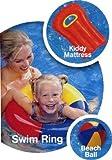 HX-Toys Unisex– Kinder PX-7526 Swim Set 1