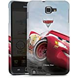 Samsung Galaxy Note Hülle Premium Case Cover Lightning Mcqueen Cars 3 Disney Cars