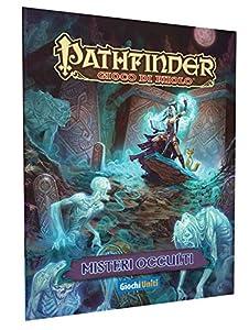 Giochi Uniti Pathfinder - Juego de rol: Misteri Occulti, Color ilustrado, GU3172